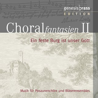 Audio-CD Choralfantasien II