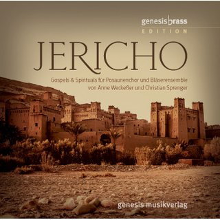 Audio-CD Jericho