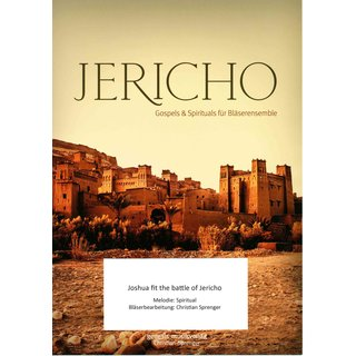 Joshua fit the battle of Jericho - Einzelstimmen-Set